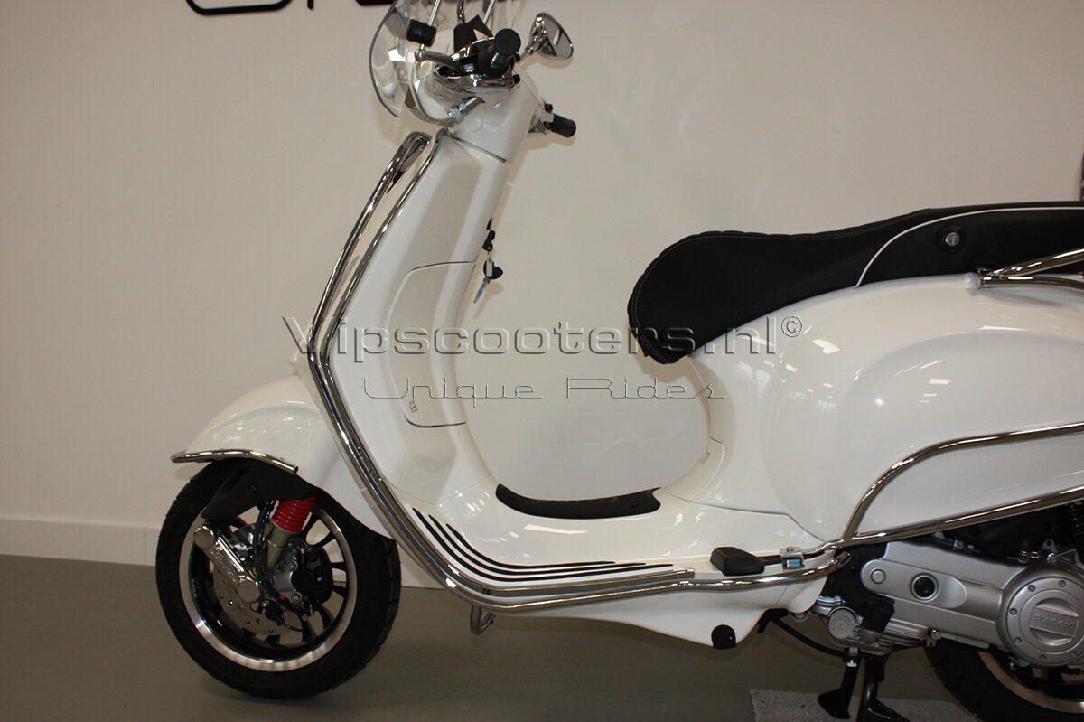 Vespa Sprint Montebianco Chrome 5