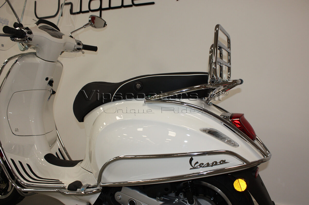 Vespa Sprint Montebianco Chrome 7