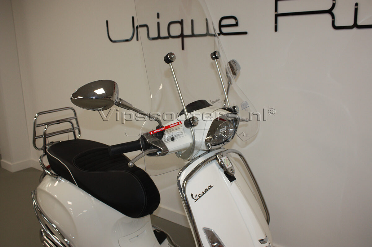 Vespa Sprint Montebianco Chrome 14