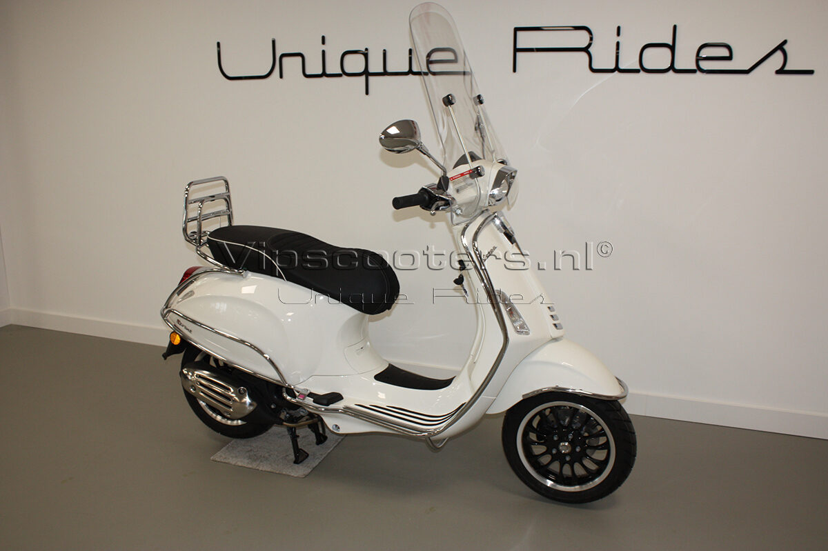 Vespa Sprint Montebianco Chrome 15