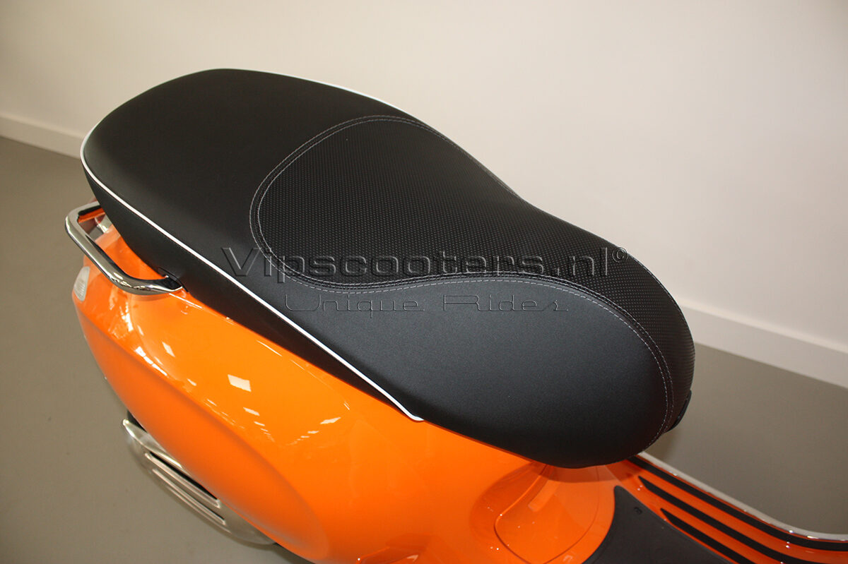 Vespa Sprint Orange Pastello 9