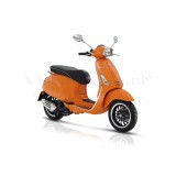 Vespa Sprint 4T-2V 25 KM Orange Pastello