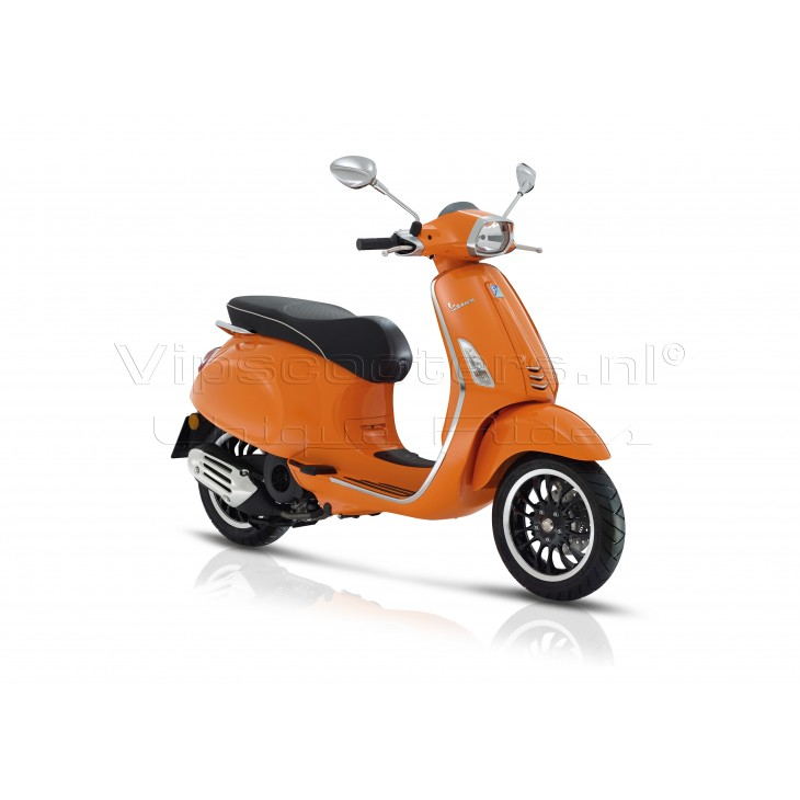 Vespa Sprint 4T-3V 45 KM Orange Pastello