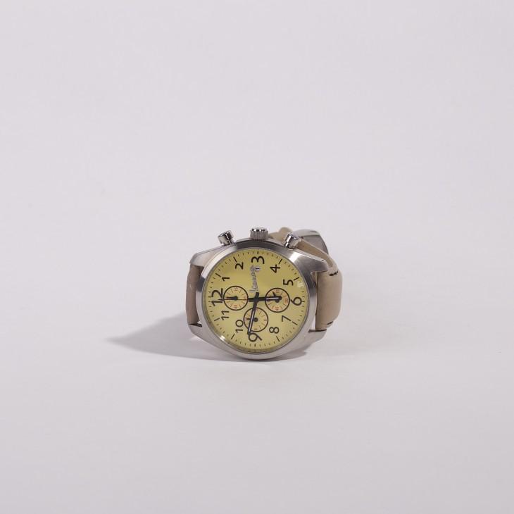 Horloge Vespa Grijs - Geel